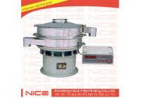 POWDER SIEVING PROCESS BY ULTRASONIC SIEVE MACHINE